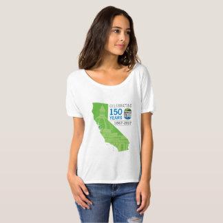 Camiseta Aniversário de Redwood City 150th