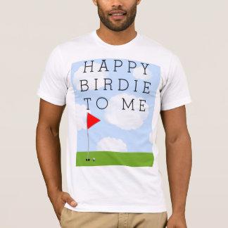 Camiseta Aniversário do golfe