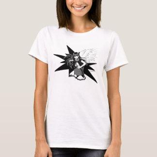Camiseta Anjo aterrado: Boneca de Gloria