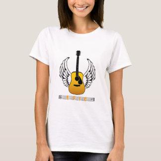 Camiseta Anjo da guitarra - epopeia