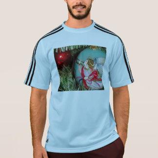 Camiseta Anjo do Natal - arte do Natal - decorações do anjo
