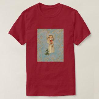 Camiseta Anjo do natal vintage