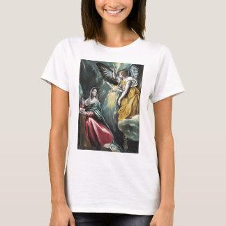 Camiseta Anjo que fala a Mary