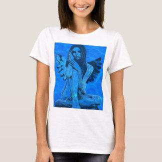 Camiseta Anjo subaquático