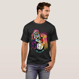 Camiseta anjos 8-Ball: Sai