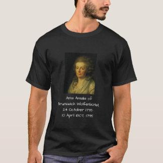 Camiseta Anna Amalia de Brunsvique-Wolfenbuttel 1795