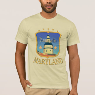 Camiseta Annapolis Maryland