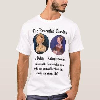 Camiseta Anne Boleyn    Kathryn Howard