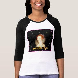 Camiseta Anne Boleyn nas estrelas