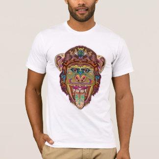 Camiseta Ano de macaco da Dinamarca