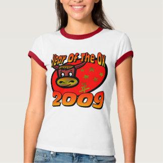 Camiseta Ano do boi