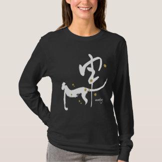 Camiseta Ano do macaco - zodíaco chinês