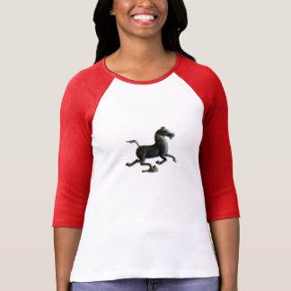 Camiseta Ano do t-shirt chinês das mulheres do zodíaco do