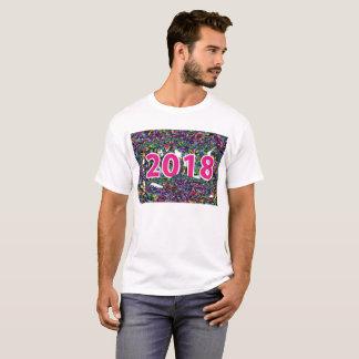Camiseta Ano novo 2018