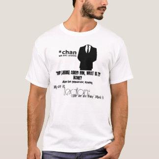 Camiseta Anon~ nós somos legião