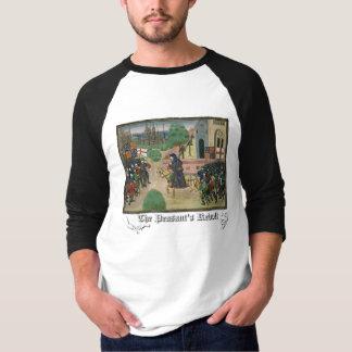 Camiseta Anónimo: A revolta de camponeses