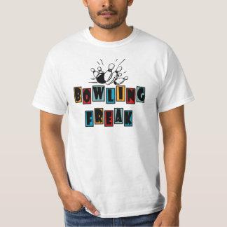 Camiseta Anormal da boliche
