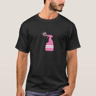 Camiseta Anormal da limpeza