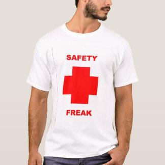 Camiseta Anormal da segurança
