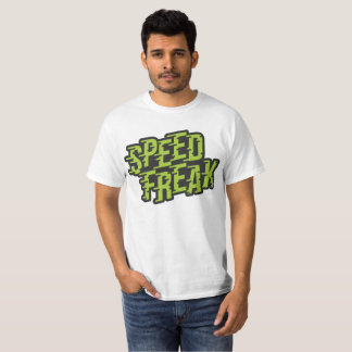 Camiseta Anormal da velocidade