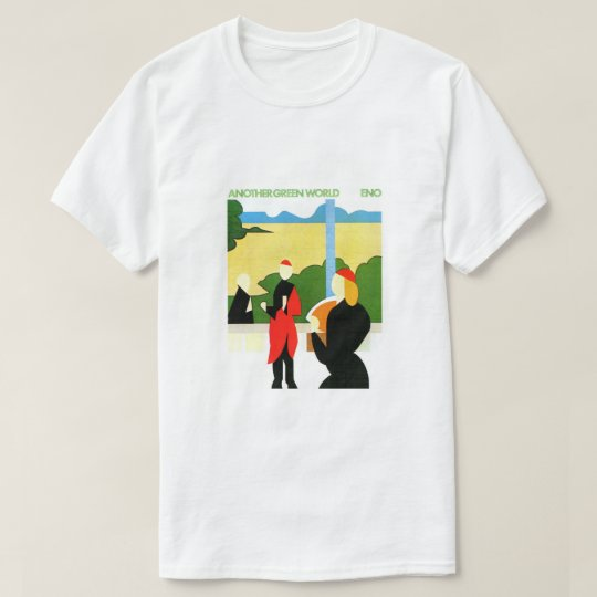 Camiseta Another Green World