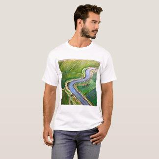 Camiseta Antena do delta do Rio Sacramento