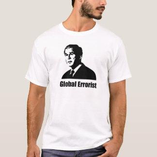 Camiseta Anti arbusto - errorist global