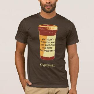 Camiseta Anti calmantes