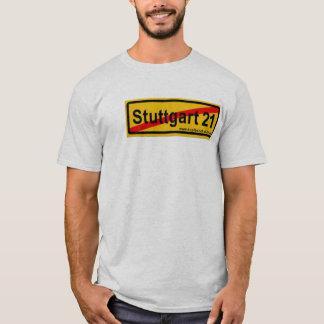 Camiseta Anti- De Estugarda 21