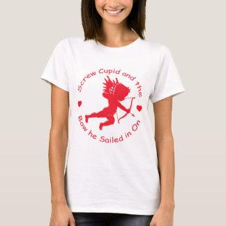 Camiseta Anti engrenagem do Cupido