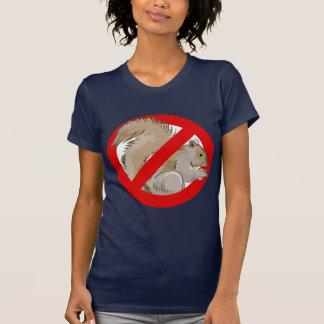 Camiseta Anti-Esquilo