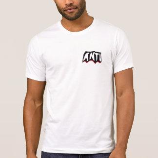 Camiseta ANTI movimento - t-shirt