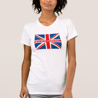 Camiseta Anti mulheres de Gordon Brown