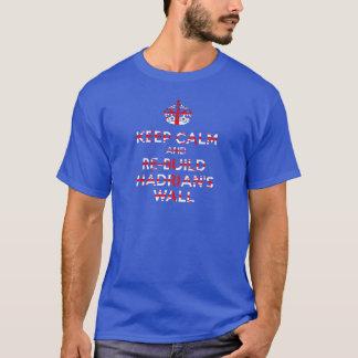 Camiseta Anti-Scotland/independência escocesa mantem a