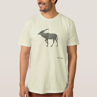 Camiseta Antílope africano 3 do Addax