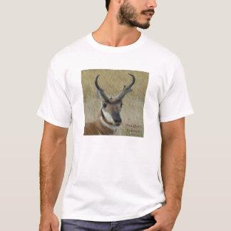 Camiseta Antílope de A0005 Pronghorn