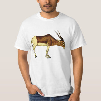 Camiseta Antílope dos homens