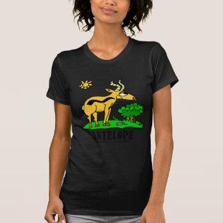 Camiseta Antílope por Lorenzo Traverso