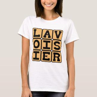 Camiseta Antoine Lavoisier, Chemist.png francês