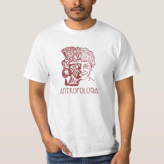 Camiseta Antropologia (Masculina/frente)