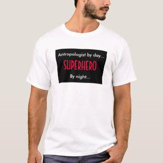 Camiseta Antropólogo do super-herói
