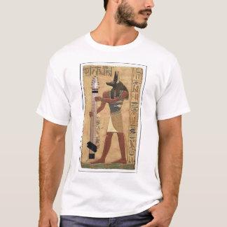 Camiseta anubis, deus da vara
