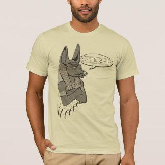 Camiseta Anubis diz…