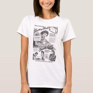 Camiseta ANÚNCIO 1942 do sabão do Lux do t-shirt de