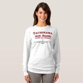 Camiseta ANÚNCIO de Japão da base aérea de Tachikawa 315th
