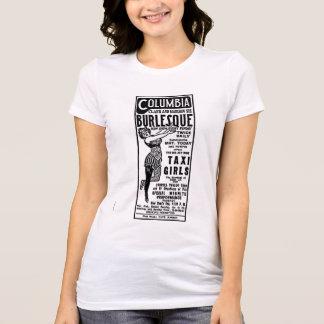 Camiseta Anúncio do vaudeville de Chicago do vintage