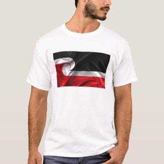 Camiseta Aotearoa da bandeira de Tino Rangatiratanga