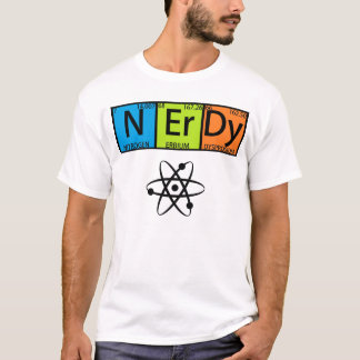 Camiseta Ap Nerdy Chem