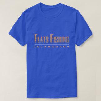 Camiseta Apartamentos que pescam Islamorada Florida