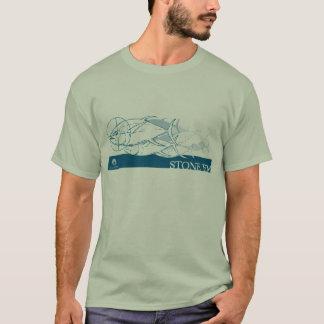 Camiseta APEDREJE-OS - peixes da lança do atum